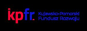 kolorowe logo firmowe Kujawsko-Pomorskiego Funduszu Rozwoju sp. z o.o. w Toruniu
