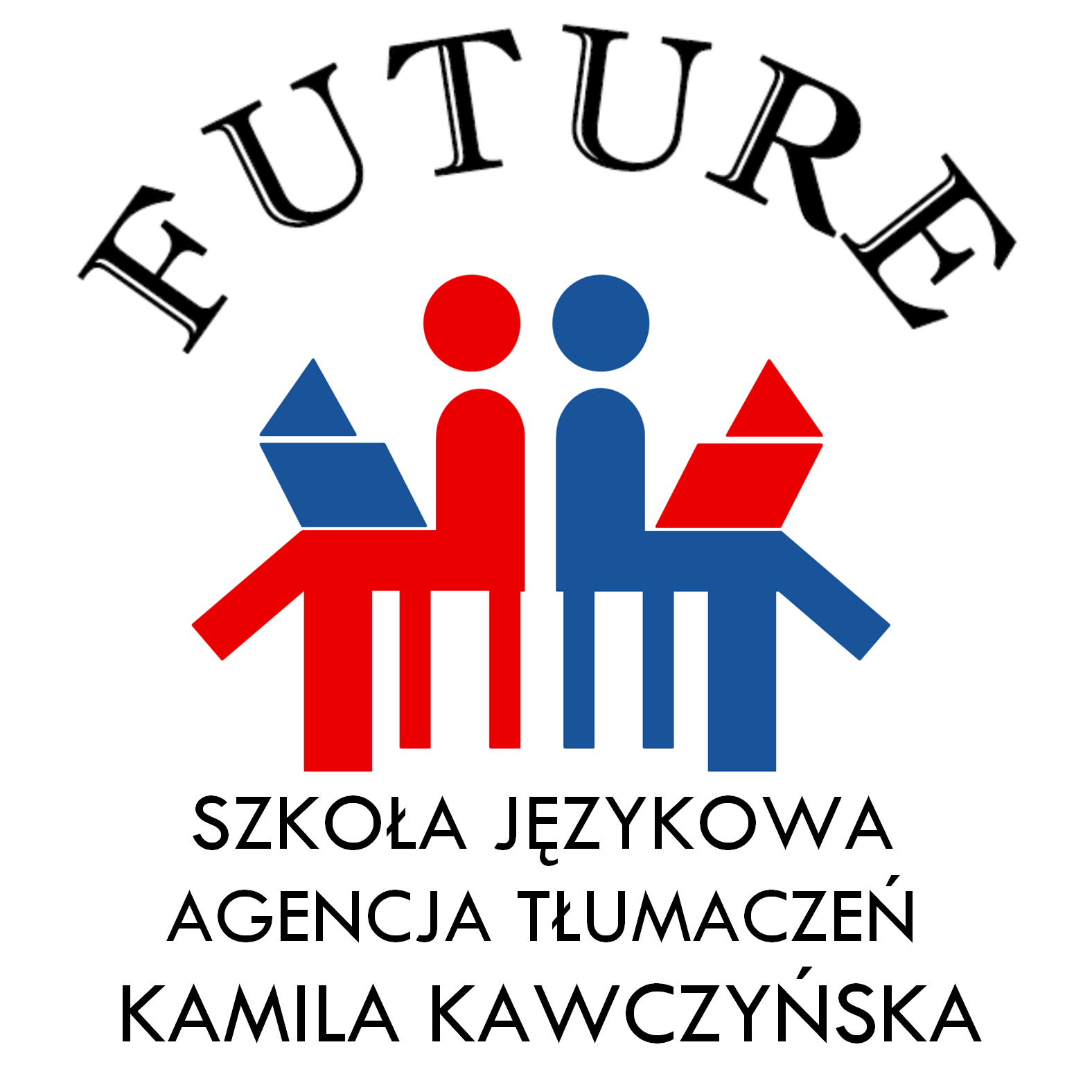 Logo firmy FUTURE