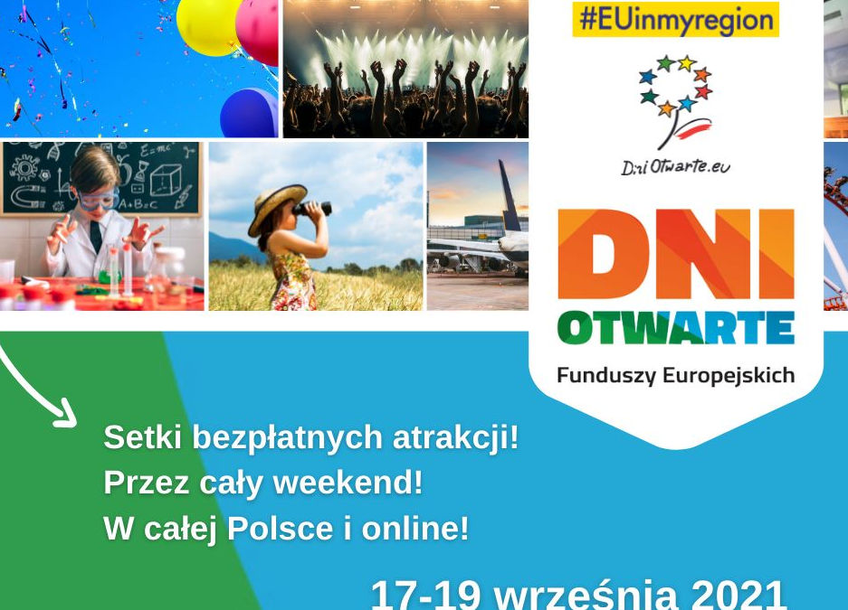 Dni Otwarte Funduszy Europejskich