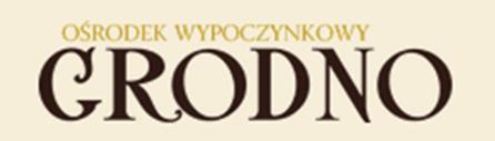 logo ośrodka wypoczynkowego Grodno