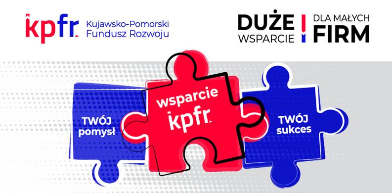 logo, hasło kpfr igrafika - puzzle
