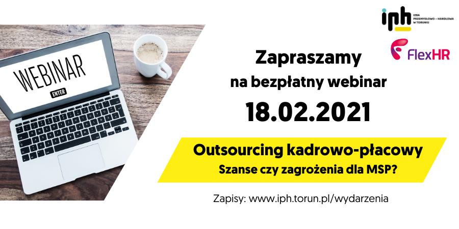 """""""Outsourcing kadrowo-płacowy szanse czyzagrożenia dla MŚP?"""""""