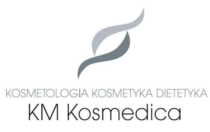 logo firmy KM Kosmedica