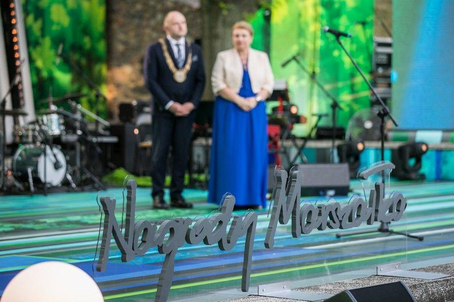 zdjecie zgali nagród marszałka, fot.Andrzej Goiński dla UMWKP