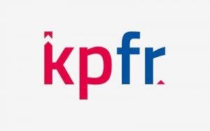 logo - skrót KPFR sp. z o.o. w Toruniu