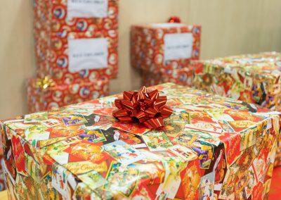 zdjęcie prezentów